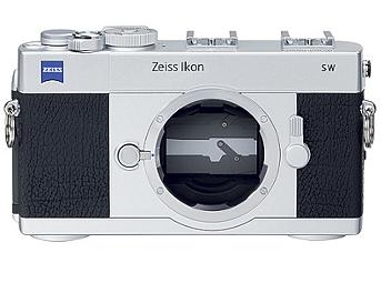 Zeiss Ikon SW Camera Body - Silver