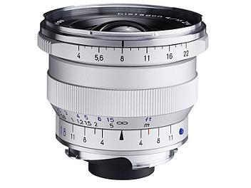 Zeiss Distagon T* 4/18 ZM Lens - Silver