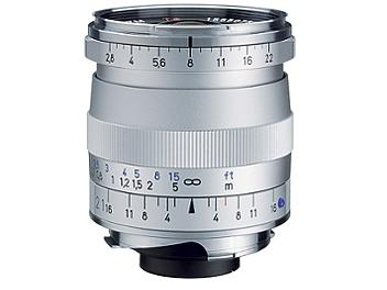 Zeiss Biogon T* 2.8/21 ZM Lens - Silver