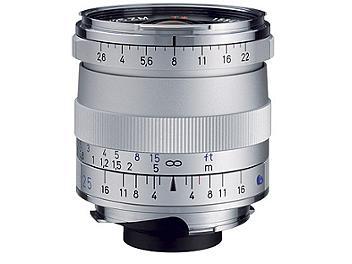 Zeiss Biogon T* 2.8/25 ZM Lens - Silver