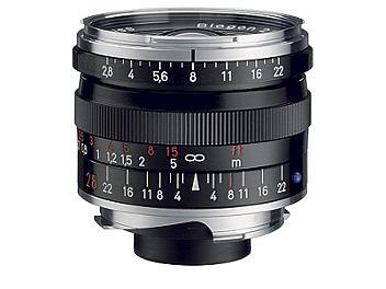 Zeiss Biogon T* 2.8/28 ZM Lens - Black