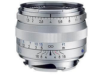 Zeiss C Sonnar T* 1.5/50 ZM Lens - Silver