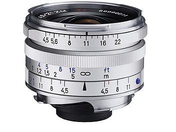 Zeiss C Biogon T* 4.5/21 ZM Lens - Silver