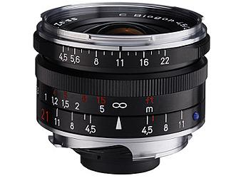Zeiss C Biogon T* 4.5/21 ZM Lens - Black