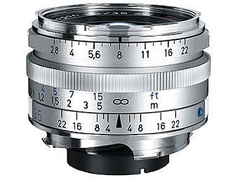Zeiss C Biogon T* 2.8/35 ZM Lens - Silver