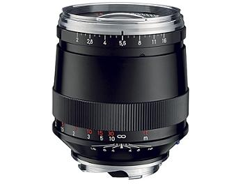 Zeiss Sonnar T* 2/85 ZM Lens - Silver