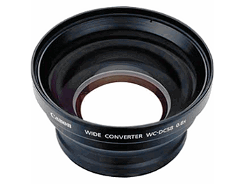Canon WC-DC58 Wide Conversion Lens