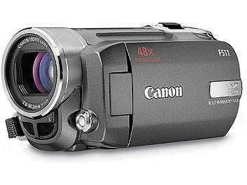 Canon FS-11 Hybrid Flash Memory SDHC Camcorder NTSC