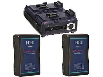 IDX ES1022 Endura 10S Lithium ion Starter Kit
