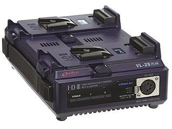 IDX VL-2SPlus 2ch Battery Charger