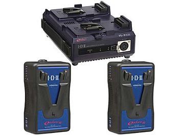 IDX E1022 Endura 10 Li-ion Starter Kit