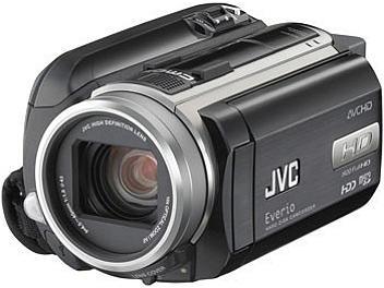 JVC Everio GZ-HD10 HD Camcorder PAL