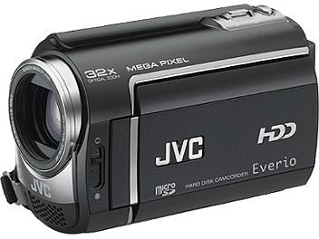 JVC Everio GZ-MG465 SD Camcorder PAL