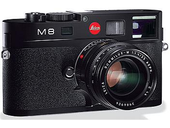 Leica M8.2 Digital Rangefinder Camera - Black