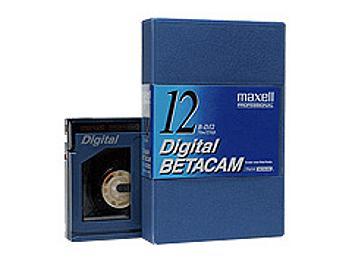 Maxell B-D12 Digital Betacam Cassette (pack 10 pcs)
