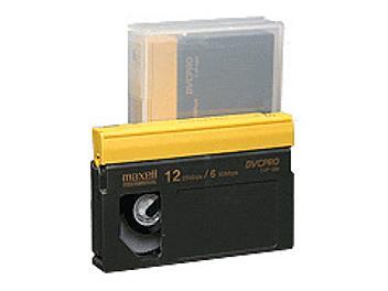 Maxell DVP-12M DVCPRO Cassette (pack 10 pcs)
