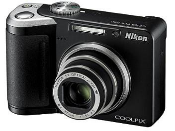 Nikon Coolpix P60 Digital Camera - Black