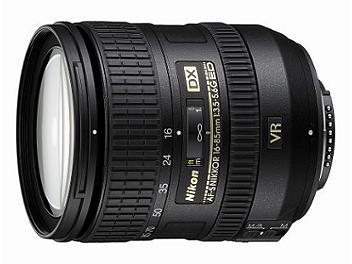 Nikon 16-85mm F3.5-5.6G AF-S DX ED VR Nikkor Lens