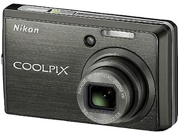 Nikon Coolpix S600 Digital Camera - Black