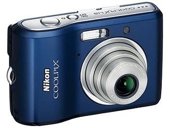 Nikon Coolpix L18 Digital Camera - Blue