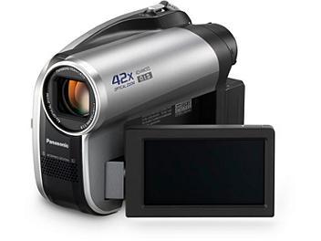 Panasonic VDR-D50 DVD Camcorder PAL
