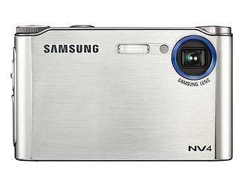 Samsung NV4 Digital Camera - Silver