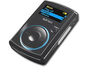 SanDisk Sansa Clip 2GB MP3 Player - Black