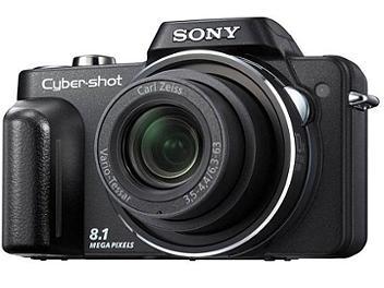 Sony Cyber-shot DSC-H10 Digital Camera - Black