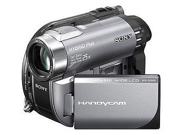 Sony DCR-DVD810E DVD Camcorder PAL