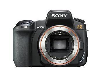 Sony Alpha DSLR-A350 DSLR Camera Body