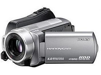 Sony DCR-SR220E SD HDD Camcorder PAL