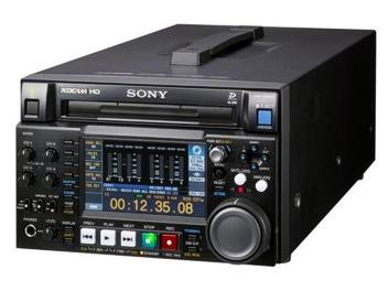 Sony PDW-HD1500 XDCAM Recorder