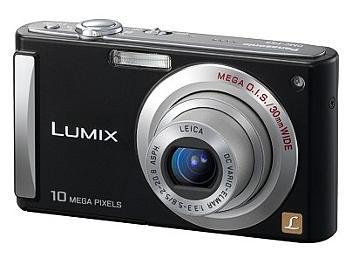Panasonic Lumix DMC-FS5 Digital Camera - Black