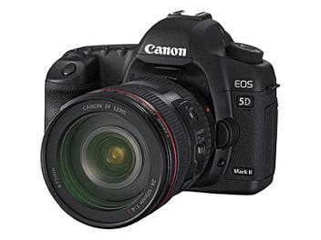Canon EOS-5D Mark II DSLR Camera Kit with Canon EF 24-105mm F4L IS USM Lens