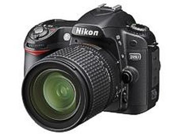 Nikon D80 DSLR Camera Kit with Nikon 18-70mm Lens