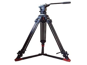 Deree C300 Head + TS-16 Aluminium Legs + Ground Spreader Tripod System