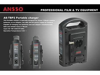 Ansso AS-TBP2 Battery Charger