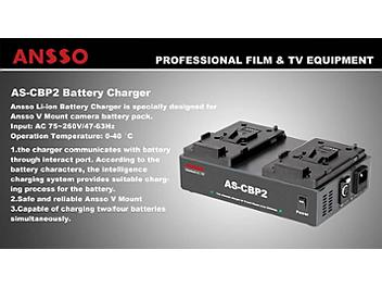 Ansso AS-CBP2 Battery Charger
