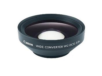 Canon WC-DC10 0.8x Wide Angle Converter Lens
