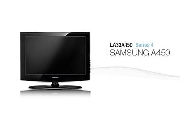 Samsung LA32A450 32-inch LCD TV