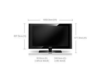 Samsung LA40A550 40-inch LCD TV