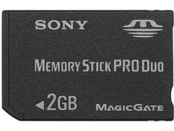 Sony MSX-M2GB Memory Stick Pro Duo Card
