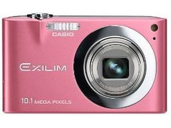 Casio Exilim EX-Z100 Digital Camera - Pink