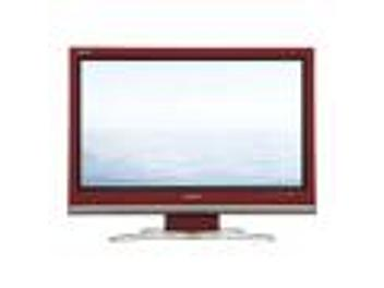 Sharp LC-19A35 Aquos 19-inch LCD TV - Red