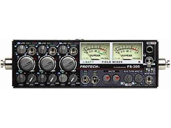 Protech FS-305 Field Audio Mixer