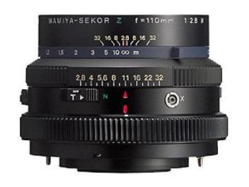 Mamiya Sekor Z 110mm F2.8 W Lens