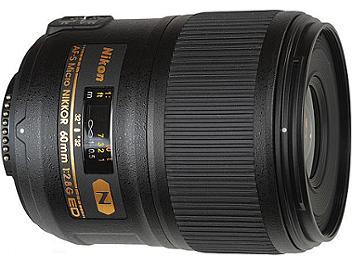 Nikon 60mm F2.8G ED AF-S Micro Nikkor Lens