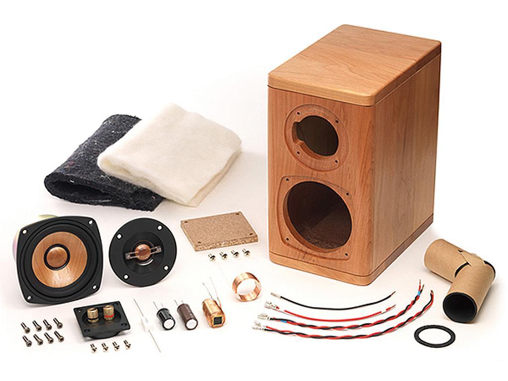 JVC SX-WD5KT Wood Cone Speaker Kit