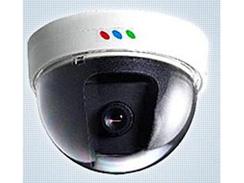 X-Core XD6A1 1/3-inch Sharp CCD Color Mini Dome Camera PAL