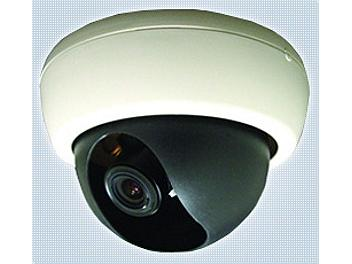 X-Core XD624 1/3-inch Sharp HR CCD Color Built-in Vari-Focal Lens Dome Camera NTSC